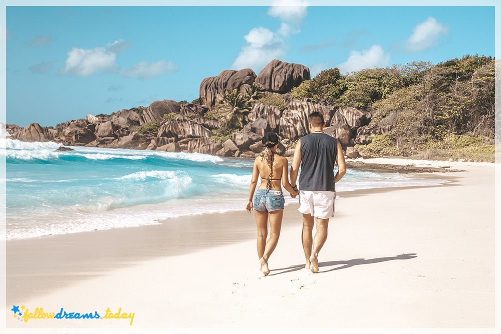 Best holiday destinations - Seychelles