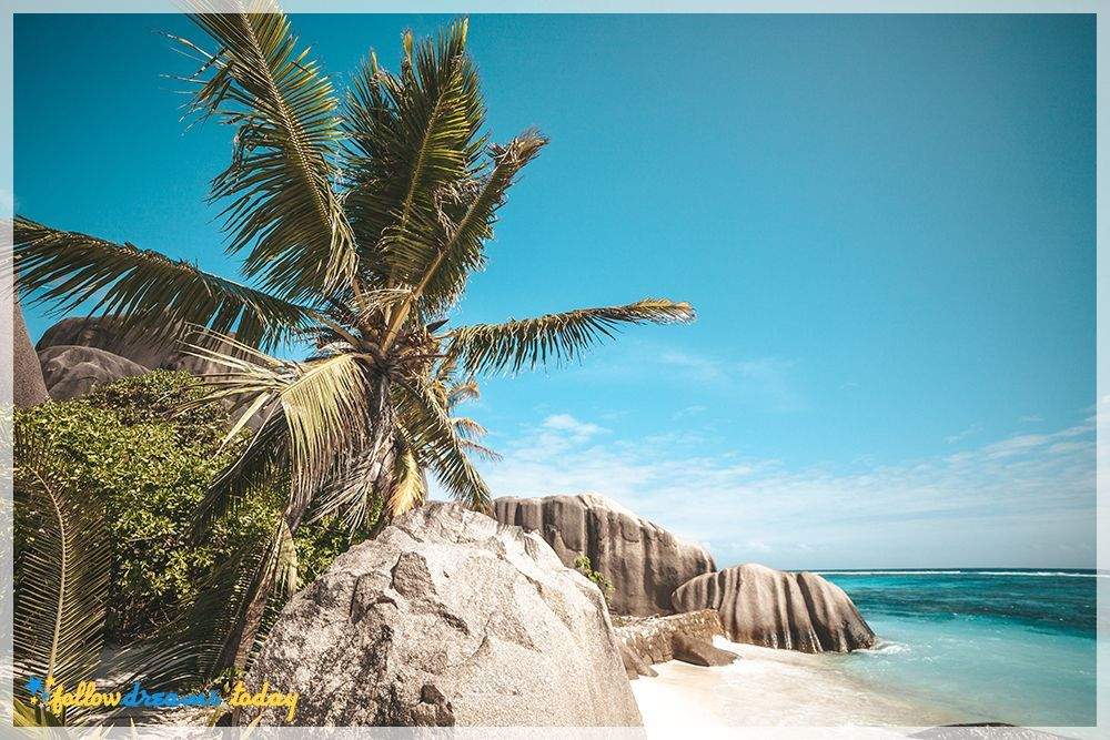 La Digue Island in top 10 beaches in the world