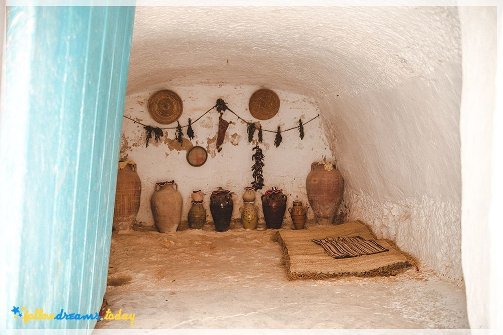 Babers home - culture in Tunisia